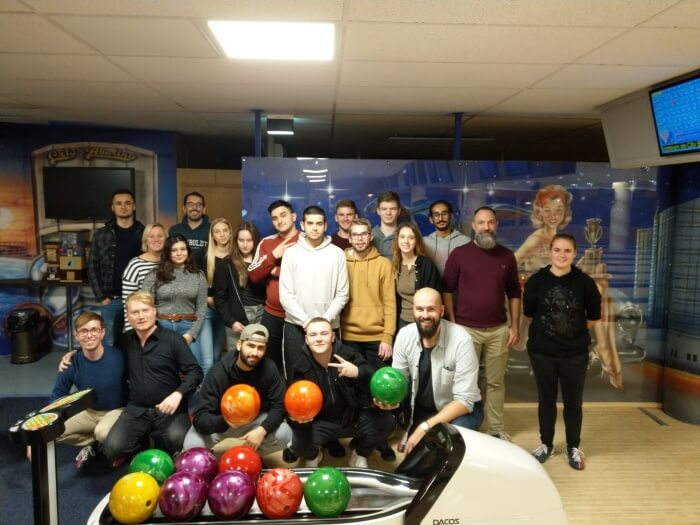Bowling Cup 2019